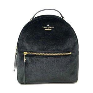 Kate Spade Dawn Place Velvet Sammi Backpack Bag